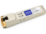 Sun 370-7598 Compatible SFP Transceiver - SFP (mini-GBIC) transceiver module (equivalent to: Sun 370-7598) - GigE - 1000Base-TX - RJ-45 - up to 328 ft