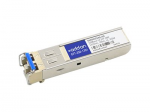 Alcatel 3HE04524AA Compatible SFP Transceiver - SFP (mini-GBIC) transceiver module (equivalent to: Alcatel-Lucent 3HE04524AA) - 100Mb LAN - 100Base-LX - LC single-mode - up to 6.2 miles - 1310 nm