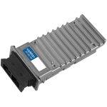 HP 459007-B21 Compatible X2 Transceiver - X2 transceiver module - 10 GigE - 10GBase-LRM - SC multi-mode - up to 722 ft - 1310 nm - for HPE BLc3000 Enclosure BLc7000 Single-Phase Enclosure BLc7000 Three-Phase Enclosure