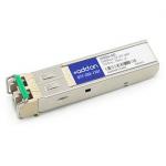 RuggedCom 1FG54 Compatible SFP Transceiver - SFP (mini-GBIC) transceiver module (equivalent to: RUGGEDCOM 1FG54) - GigE - 1000Base-ZX - LC single-mode - up to 43.5 miles - 1550 nm - for RuggedCom RuggedSwitch RSG2300