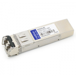 IBM 49Y4216 Compatible SFP+ Transceiver - SFP+ transceiver module - 10 GigE - 10GBase-SR - LC multi-mode - up to 984 ft - 850 nm