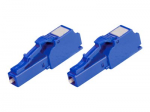 2 Pack of 15dB LC Patch Attenuator - Network attenuator - LC/PC single-mode (F) to LC/PC single-mode (M) - fiber optic 15 dB (pack of 2)