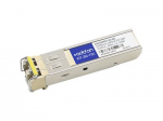 Avaya AA1419057-E6 Compatible SFP Transceiver - SFP (mini-GBIC) transceiver module (equivalent to: Avaya/Nortel AA1419057 Avaya/Nortel AA1419057-E5 Avaya/Nortel AA1419057-E6) - Gigabit Ethernet - 1000Base-CWDM - LC single-mode - up to 24.9 miles - 1550 nm