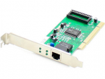 10/100/1000Mbs Single Open RJ-45 Port 100m PCI Network Interface Card - Cost effectively add additional ports and connectivity