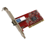 Industry Standard Single SFP Port PCI NIC - Network adapter - PCI - 100Mb LAN