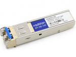 Allnet ALL4751 Compatible SFP Transceiver - SFP (mini-GBIC) transceiver module (equivalent to: Allnet ALL4751) - GigE - 1000Base-LX - LC single-mode - up to 6.2 miles - 1310 nm