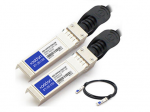 HP J9281B to Intel XDACBL1M Compatible 10GBase-CU SFP+ to SFP+ Direct Attach Cable (Passive Twinax 1m) - Guaranteed 100% Compatible