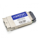 Intel ESGBIC35VSX Compatible GBIC Transceiver - GBIC transceiver module (equivalent to: Intel ESGBIC35VSX) - GigE - 1000Base-SX - SC multi-mode - up to 1800 ft - 850 nm - for Intel NetStructure 470T Switch 480TR Switch 480TRD Switch