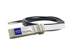 10GBase direct attach cable - SFP+ to SFP+ - 23 ft - twinaxial - active - TAA Compliant