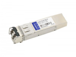 SFP+ transceiver module (equivalent to: Cisco DS-SFP-FC16G-SW) - 16Gb Fibre Channel (SW) - Fibre Channel - LC multi-mode - up to 984 ft - 850 nm - TAA Compliant