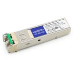 Cisco DWDM-SFP-5655 Compatible SFP Transceiver - SFP (mini-GBIC) transceiver module ( equivalent to: Cisco DWDM-SFP-5655 ) - Gigabit Ethernet - 1000Base-DWDM - LC single-mode - up to 49.7 miles - 1556.56 nm - for Cisco 29XX 39XX; Catalyst 3750; Ethernet S