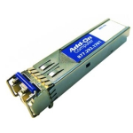 HP JD497A Compatible SFP Transceiver - SFP (mini-GBIC) transceiver module - 100Mb LAN - 100Base-FX - LC multi-mode - up to 1.2 miles