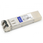 Avago AFBR-703SNZ Compatible SFP+ Transceiver - SFP+ transceiver module (equivalent to: Avago AFBR-703SNZ) - 10 GigE - 10GBase-SR - LC multi-mode - up to 984 ft - 850 nm