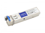 Netgear Compatible BX SFP Transceiver - SFP (mini-GBIC) transceiver module (equivalent to: Netgear AGM-1G-BX-U20) - GigE - 1000Base-BX - LC single-mode - up to 12.4 miles - 1310 (TX) / 1490 (RX) nm