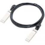 10GBase direct attach cable - TAA Compliant - SFP+ to SFP+ - 20 m - fiber optic - active