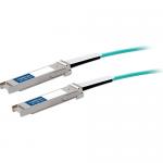 20m Mellanox Compatible QSFP+ AOC - Network cable - QSFP+ - QSFP+ - 66 ft - fiber optic - active cable (signal regeneration)