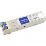Sixnet FSFIBER-SFP-60K Compatible SFP Transceiver - SFP (mini-GBIC) transceiver module (equivalent to: Sixnet FSFIBER-SFP-60K) - 100Mb LAN - 100Base-LX - LC single-mode - up to 37.3 miles - 1550 nm