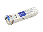 Netgear Compatible BX SFP+ Transceiver - SFP+ transceiver module (equivalent to: Netgear AXM-SFP10G-BX-U) - 10 GigE - 10GBase-BX - LC single-mode - up to 6.2 miles - 1270 (TX) / 1330 (RX) nm
