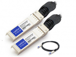 HP 487655-B21 to IBM 90Y9430 Compatible 10GBase-CU SFP+ to SFP+ Direct Attach Cable (Passive Twinax 3m) - Guaranteed 100% Compatible