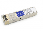 Cisco GLC-SX-MMD Compatible SFP Transceiver - SFP (mini-GBIC) transceiver module - GigE - 1000Base-SX - LC multi-mode - up to 1800 ft - 850 nm
