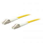 8M Single-Mode fiber (SMF) Duplex LC/LC OS1 Yellow Patch Cable - Fiber Optic for Network Device - Patch Cable - 26.25 ft - 2 x LC Male Network - 2 x LC Male Network - Yellow