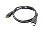 5 Pack 3ft HDMI 1.4 Cable - HDMI with Ethernet cable - HDMI (M) to HDMI (M) - 35 ft - black ( pack of 5)