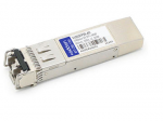 Intel E10GSFPSR Compatible SFP+ Transceiver - SFP+ transceiver module (equivalent to: Intel E10GSFPSR) - 10 GigE - 10GBase-SR - LC multi-mode - up to 984 ft - 850 nm - for Intel Ethernet Converged Network Adapter X520 X710 Ethernet Server Adapter X520