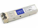 Brocade E1MG-100FX-OM Compatible SFP Transceiver - SFP (mini-GBIC) transceiver module (equivalent to: Brocade E1MG-100FX-OM) - 100Mb LAN - 100Base-FX - LC multi-mode - up to 1.2 miles - 1310 nm
