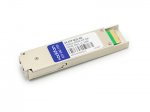 Force10 GP-XFP-W25 Compatible XFP Transceiver - XFP transceiver module (equivalent to: Force10 GP-XFP-W25) - 10 Gigabit Ethernet - 10GBase-DWDM - LC single-mode - up to 49.7 miles - 1530-1560 nm