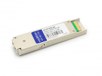Force10 GP-XFP-W29 Compatible XFP Transceiver - XFP transceiver module (equivalent to: Force10 GP-XFP-W29) - 10 Gigabit Ethernet - 10GBase-DWDM - LC single-mode - up to 49.7 miles - 1554.13 nm