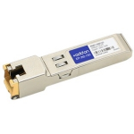 Extreme MGBIC-100BT Compatible SFP Transceiver - SFP (mini-GBIC) transceiver module (equivalent to: Extreme MGBIC-100BT) - 100Mb LAN - 100Base-TX - RJ-45 - up to 328 ft