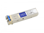 NTron NTSFP-LX-10 Compatible SFP Transceiver - SFP (mini-GBIC) transceiver module (equivalent to: N-Tron NTSFP-LX-10) - GigE - 1000Base-LX - LC single-mode - up to 6.2 miles - 1310 nm