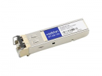 SFP (mini-GBIC) transceiver module (equivalent to: Ciena NTTP01AF) - GigE - 1000Base-SX - LC multi-mode - up to 1800 ft - 850 nm - TAA Compliant - for Nortel Optical Multiservice Edge 6500