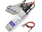 7m Cisco Compatible QSFP+ Breakout AOC - Network cable - SFP+ (M) to QSFP+ (M) - 7 m - fiber optic - active - for Cisco Nexus 31XX 93XX 93XXX X97160 X9736 ONE Nexus 32XX 92XX 93XXX UCS C4200