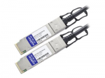 2m Industry Standard QSFP+ DAC - Direct attach cable - QSFP+ to QSFP+ - 6.6 ft - twinaxial - passive