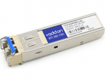 Finisar FTLF1721P1BCL Compatible SFP Transceiver - SFP (mini-GBIC) transceiver module (equivalent to: Finisar FTLF1721P1BCL) - GigE - 1000Base-LX - LC single-mode - up to 24.9 miles - 1310 nm