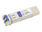Finisar FTLX1471D3BCV Compatible SFP+ Transceiver - SFP+ transceiver module (equivalent to: Finisar FTLX1471D3BCV) - 10 GigE - 10GBase-LR - LC single-mode - up to 6.2 miles - 1310 nm