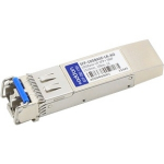 MSA Compliant 10GBase-LR SFP+ Transceiver - SFP+ transceiver module - 10 GigE - 10GBase-LR - LC single-mode - up to 6.2 miles - 1310 nm