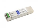 SFP+ transceiver module - 10 GigE - 10GBase-CWDM - LC single-mode - up to 49.7 miles - 1530 nm - TAA Compliant