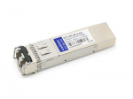 Cisco SFP-10G-SR-X Compatible SFP+ Transceiver - SFP+ transceiver module (equivalent to: Cisco SFP-10G-SR-X) - 10 GigE - 10GBase-SR - LC multi-mode - up to 984 ft - 850 nm