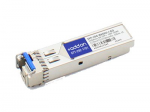 Cisco SFP-10G-BX20U-I Compatible SFP+ Transceiver - SFP+ transceiver module (equivalent to: Cisco SFP-10G-BX20U-I) - 10 Gigabit Ethernet - 10GBase-BX - LC single-mode - up to 12.4 miles - 1270 (TX) / 1330 (RX) nm