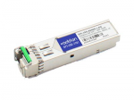 Cisco SFP-10G-BX40D-I Compatible SFP+ Transceiver - SFP+ transceiver module (equivalent to: Cisco SFP-10G-BX40D-I) - 10 Gigabit Ethernet - 10GBase-BX - LC single-mode - up to 24.9 miles - 1330 (TX) / 1270 (RX) nm