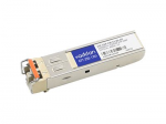SFP (mini-GBIC) transceiver module - GigE - 1000Base-CWDM - LC single-mode - up to 49.7 miles - 1570 nm - TAA Compliant