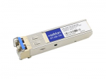 SFP (mini-GBIC) transceiver module - GigE - 1000Base-CWDM - LC single-mode - up to 49.7 miles - 1290 nm - TAA Compliant
