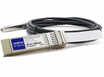 2.5m Cisco Compatible SFP+ DAC - 10GBase direct attach cable - SFP+ (M) to SFP+ (M) - 8 ft - twinaxial - passive - for Cisco 250 Series Catalyst 2960 2960G 2960S Nexus 93180 9336 9372 UCS 6140 C4200