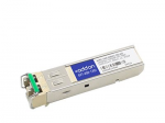 SFP+ transceiver module (equivalent to: Juniper SFPP-10G-DW21-ZR) - 10 GigE - 10GBase-DWDM - LC single-mode - up to 49.7 miles - channel: 21 - 1560.61 nm - TAA Compliant