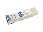 SFP+ transceiver module (equivalent to: Juniper SRX-SFP-10GE-ER) - 10 GigE - 10GBase-LR - LC single-mode - up to 12.4 miles - 1310 nm - TAA Compliant