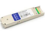Juniper Compatible XFP Transceiver - XFP transceiver module (equivalent to: Juniper SRX-XFP-10GE-LR) - 10 GigE - 10GBase-LR - LC single-mode - up to 6.2 miles - 1310 nm - for Juniper Networks SRX3400 SRX3600 SRX5000 XFP Ethernet I/O Card for SRX 5000