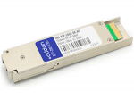 Juniper Compatible XFP Transceiver - XFP transceiver module (equivalent to: Juniper SRX-XFP-10GE-SR) - 10 GigE - 10GBase-SR - LC multi-mode - up to 984 ft - 850 nm - for Juniper Networks SRX3400 SRX3600 SRX5000 XFP Ethernet I/O Card for SRX 5000