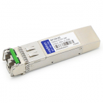 Gigamon SFP-534 Compatible SFP+ Transceiver - SFP+ transceiver module (equivalent to: Gigamon SFP-534) - 10 GigE - 10GBase-ER - LC single-mode - up to 24.9 miles - 1550 nm - for Gigamon GigaVUE HD4